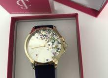 ساعة جوسي كوتور لون ارجواني.