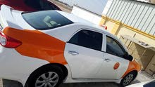 Manual Toyota 2011 for sale - Used - Suwaiq city