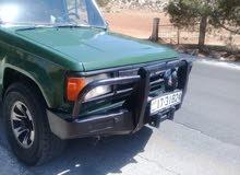 Used Isuzu Trooper for sale in Amman