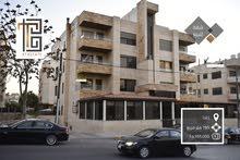 شقة 195م لم تسكن للبيع في خلدا بالقرب من دوار المعارف