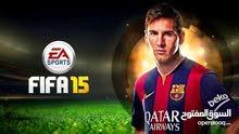 FIFA 2015 عربيه نظيفه