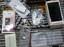 هاتف ال تي M6 Plus  للبيع نظيف جدآ مع توابعه كله وكرتونه