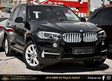For sale 2018 Black X5