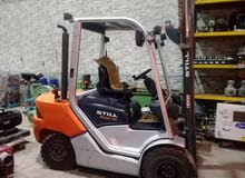 Used Forklifts in Giza is available for sale