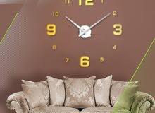 ساعات حائط مميزة لاضافة الرونق والجمال لمنزلك او مكتبك ew234*
