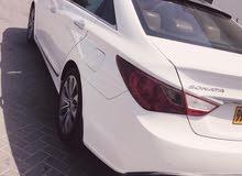Hyundai Sonata 2011 For sale - White color