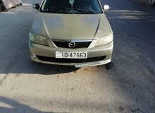 Gasoline Fuel/Power car for rent - Mazda 323 2002