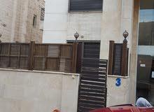 شقة ارضية مفروشة  للايجار فى دير غبار