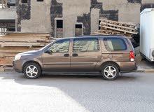 Grey Chevrolet Uplander 2008 for sale