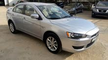 Used condition Mitsubishi Lancer 2015 with 40,000 - 49,999 km mileage