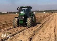 مزرعه 10فدان ملك مسجل عقد اخضر ري نيلي