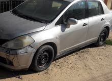 Used Nissan Tiida for sale in Tripoli