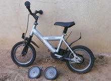 دراجتين اطفال مستعملة نوعية المانية جايبهم من المانيا