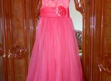 فستان للبنات زهر مقاس14