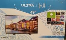 شاشة Ultra 49 سمارت FHD