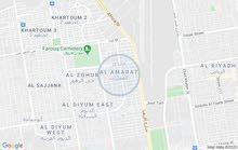 طابق كامل في الديم الشرقي جوار مستشفى الجوده حي الزهور