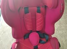 سيفتي فيرست- كرسي السيارة للأطفال ايفر سيفتي  - أحمر