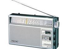 راديو جديد من سوني طراز أرنولد