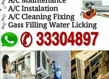 Air conditions repair and services