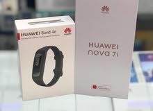 هواوي Nova 7i(هدية ساعة هواوي Band4e)