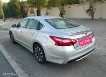 2017 Nissan Altima Mid Option GCC specification car for urgent sale