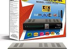 رسيفر premium 12800 4k