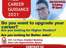 FREE CAREER GUIDANCE WORKSHOP