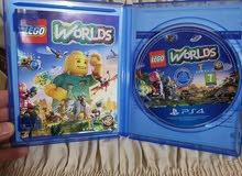 لعبة ليغو وورلد Lego Worlds