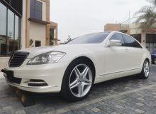 Mercedes Benz S500L GCC Free Accident