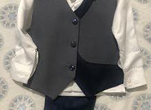 Boy suit & jacket