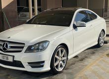C250 coupe 2013 GCC