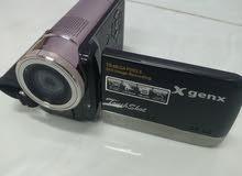 للبيع كاميرا فيديو HD  ماركة genx
