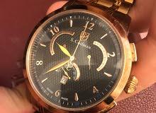 ساعة يد رجالي اورجينال ماركة S. Coifman