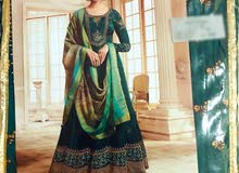 Party Wear Churidar Material for Sale