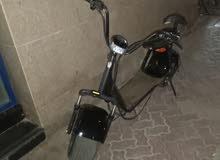 دراجه كهربائيه