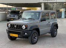 للبيع الجديد كليا سوزوكي جمني 2021 وكالة عمان