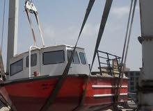 مركب امريكي صيد وخدمات بحرية