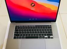 mac book pro core i7  , 16inch