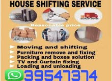 HOUSE OFFICE STORE FLAT SALON WAREHOUSE PACKING MOVING