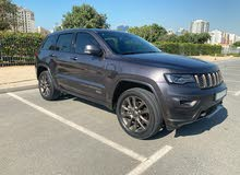 Jeep Grand Cherokee Limited 75th Anniversary Edition 2016