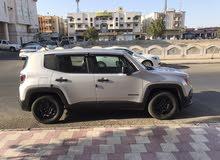 Jeep renegade 2016 ماشي 46 الف ضمان الوكاله