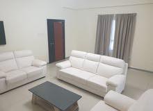 للايجار شقة مفروشة بالكامل - 2 فرفة - شاملة