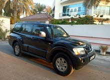MITSUBISHI PAJERO FULL OPTION 2005