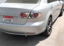 mazda 6 , 2004 model