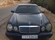 Automatic Blue Mercedes Benz 1997 for sale