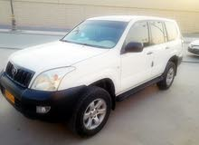 2008 Used Prado with Manual transmission is available for sale