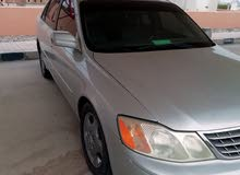 Used condition Toyota Avalon 2003 with 1 - 9,999 km mileage