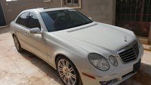 Mercedes Benz E 350 in Benghazi