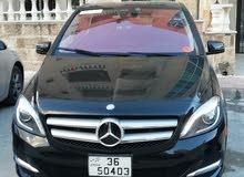 مرسيدس بنز B250 -class لون ملوكي  فحص كامل كلين كار فاكس موديل 2015 بسعر مغري