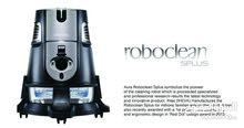 مكنسة كهربائية من roboclean